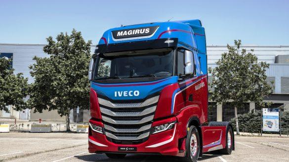 Диагностика грузовиков Iveco